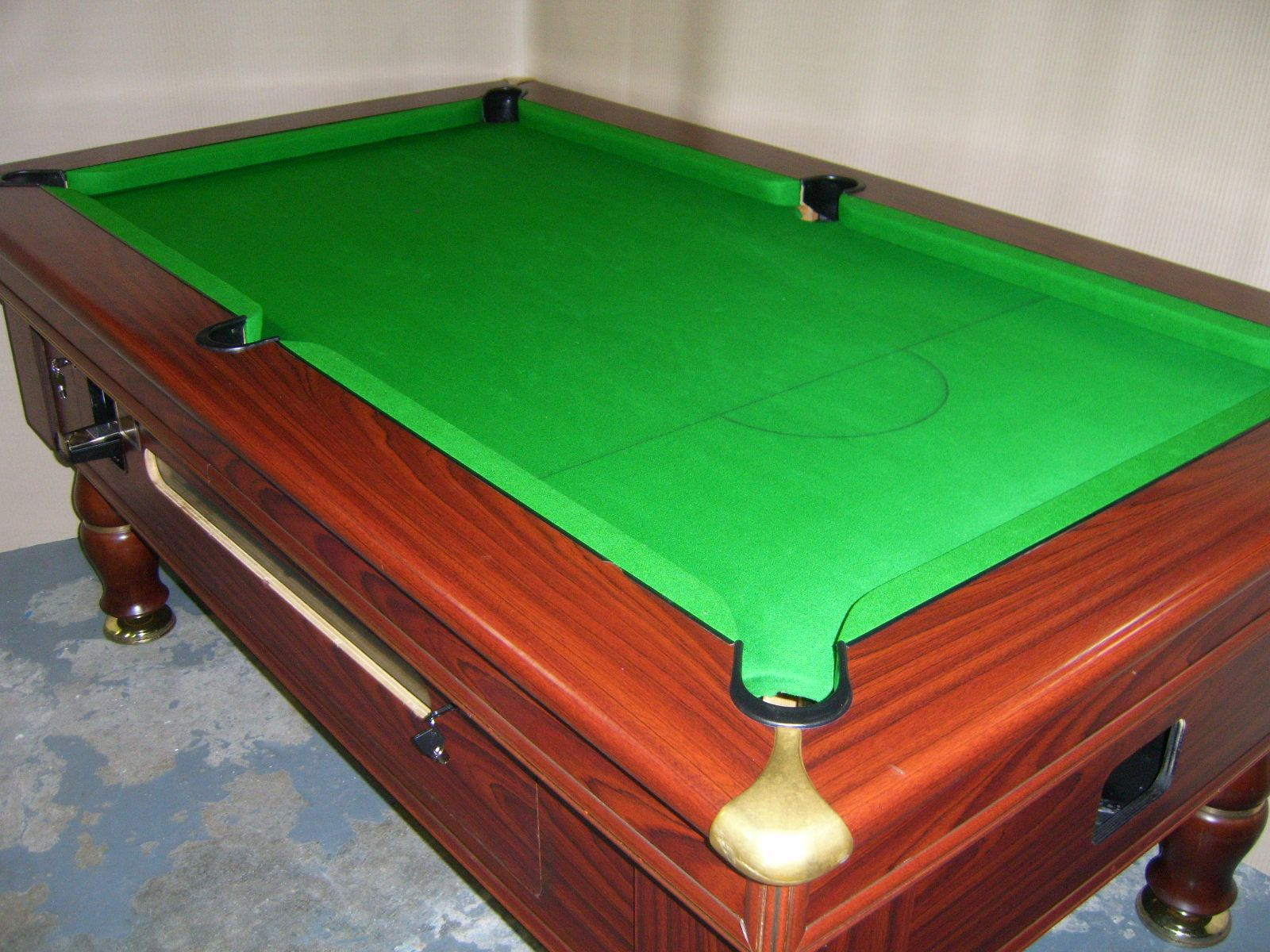 Used Coin Operated Pool Tables For Sale
